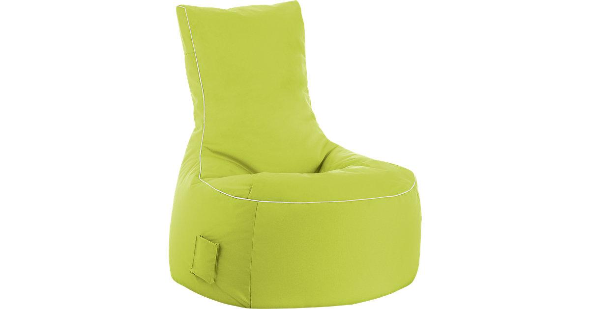 Sitzsack Swing SCUBA, grün