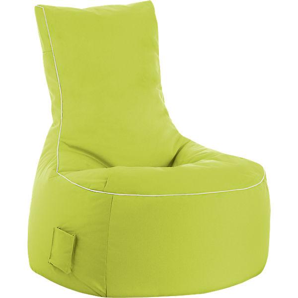 sitzsack swing scuba gr n sitting point mytoys. Black Bedroom Furniture Sets. Home Design Ideas