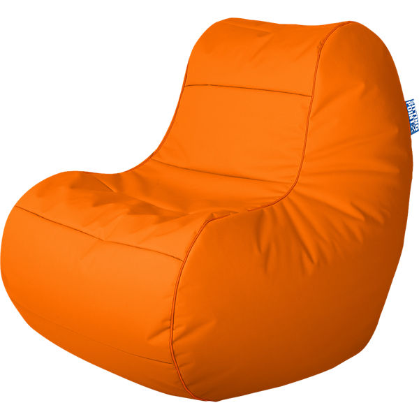 Sitzsack ChillyBean SCUBA, orange
