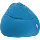 Sitzsack BeanBag EASY XXL, 70 x 130 cm, blau