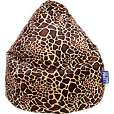 Sitzsack BeanBag AFRO XL, Giraffe