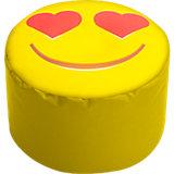 Sitzhocker DotCom, 50 x 30 cm, SMILE
