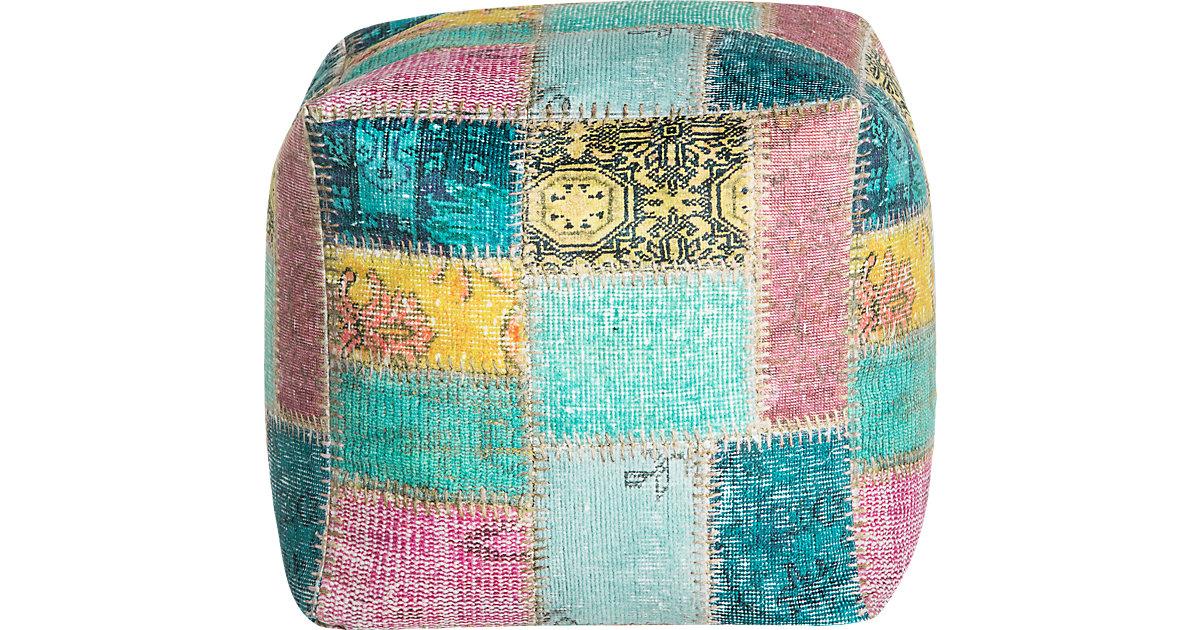 Sitzhocker Cube KAPI, pink