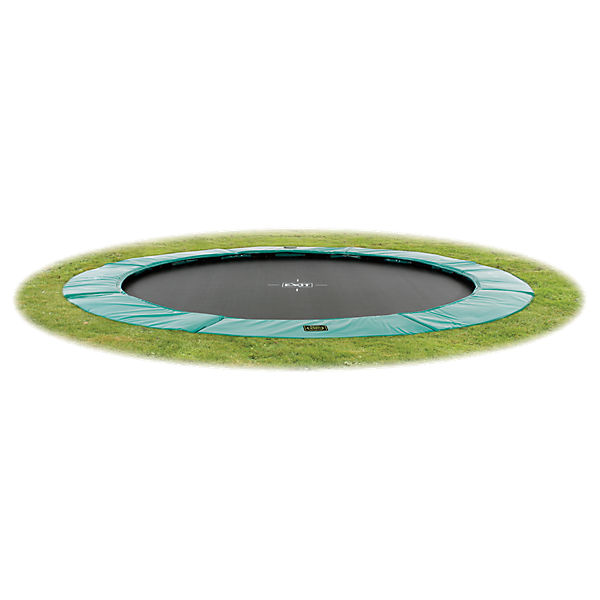 EXIT Supreme Ground Level Trampolin, 305 cm