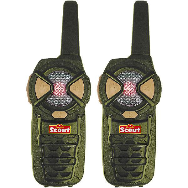 walkie talkie reichweite bis 5 km scout mytoys. Black Bedroom Furniture Sets. Home Design Ideas