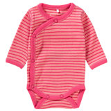 Baby Body für Frühgeborene für Mädchen, Organic Cotton