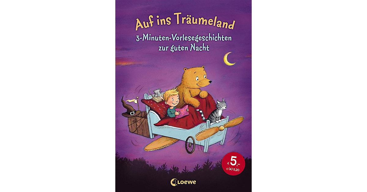 Buch - Auf ins Träumeland