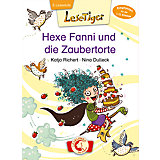 Lesetiger: Hexe Fanni und die Zaubertorte