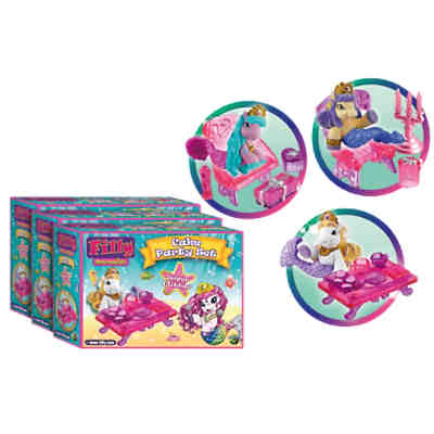 Filly Mermaids Party Set