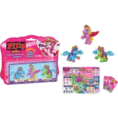 Filly Stars Glitzer 3er Freunde Set