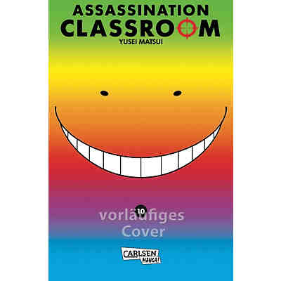 Assassination Classroom Band 10