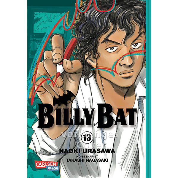 Billy Bat, Band 13