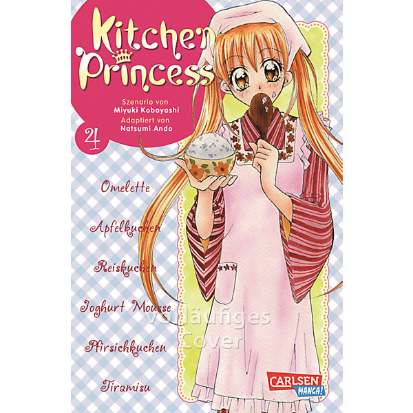 Kitchen Princess, Band 4