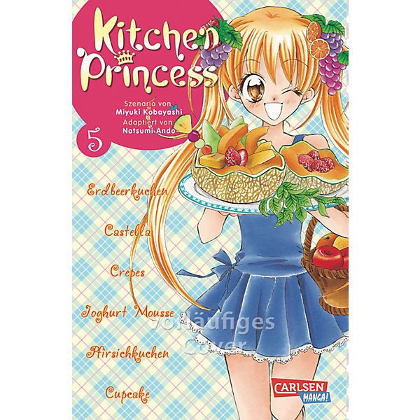 Kitchen Princess, Band 5