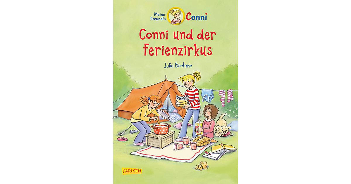 Buch - Meine Freundin Conni: Conni und der Ferienzirkus