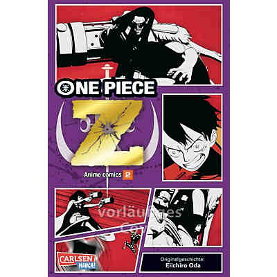 One Piece Z, Band 2