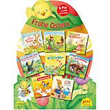 """OST Pixi Bücher: Pixis Riesen-Osterei """"Frohe Ostern"""", 8 Hefte"""