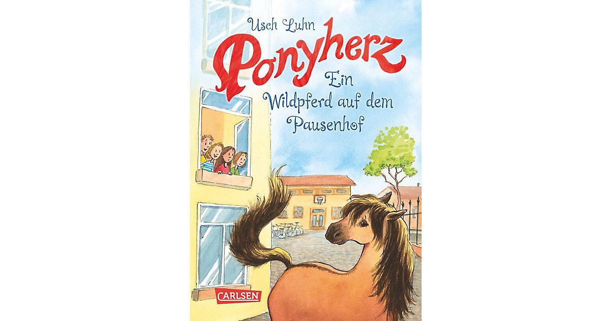 Buch - Ponyherz: Ein Wildpferd auf dem Pausenhof, Band 7
