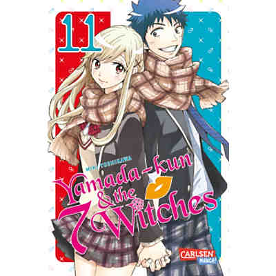 Yamada-kun and the seven Witches, Band 11