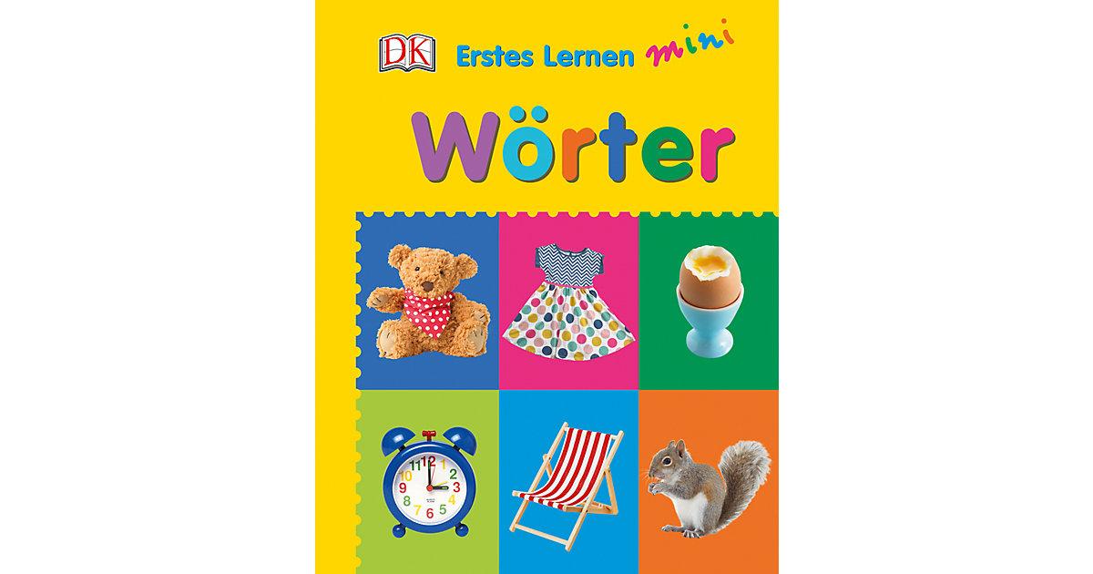 Buch - Erstes Lernen Mini: Wörter