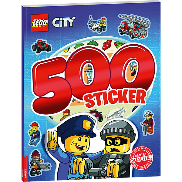 LEGO City - 500 Sticker