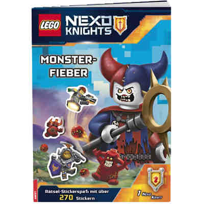 LEGO Nexo Knights: Jestro im Monsterfieber