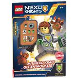 LEGO Nexo Knights: Mit Nexo-Kraft gegen Monster, mit Minifigur