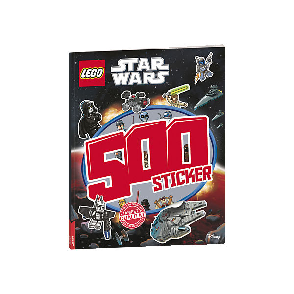 LEGO Star Wars - 500 Sticker