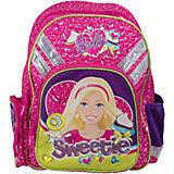 Эргономичный рюкзак с EVA-спинкой, Barbie