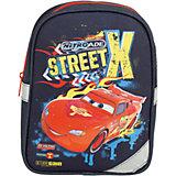 Дошкольный рюкзак 23,5*17*8 см, Тачки