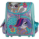 Школьный ранец с EVA-спинкой, Littlest Pet Shop