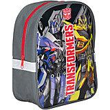 Дошкольный рюкзак 27*22,5*9 см, Трансформеры