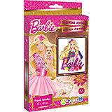 Вышивка лентами, Barbie