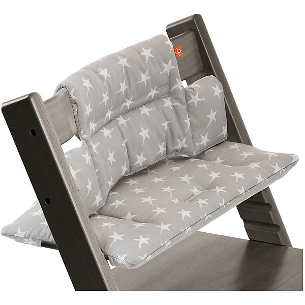tripp trapp sitzkissen grey star beschichtet stokke mytoys. Black Bedroom Furniture Sets. Home Design Ideas