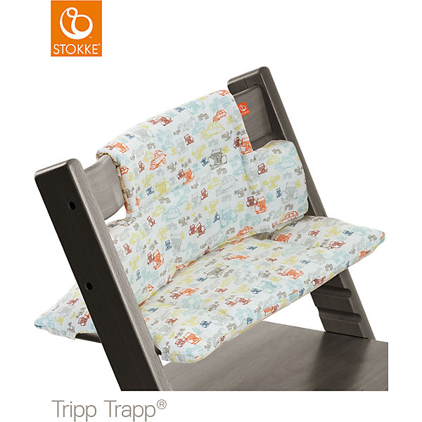 tripp trapp sitzkissen cars beschichtet stokke mytoys. Black Bedroom Furniture Sets. Home Design Ideas
