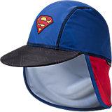 Baby Cap Superman mit UV-Schutz