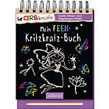arsKreativ: Mein Feen-Kritzkratz-Buch
