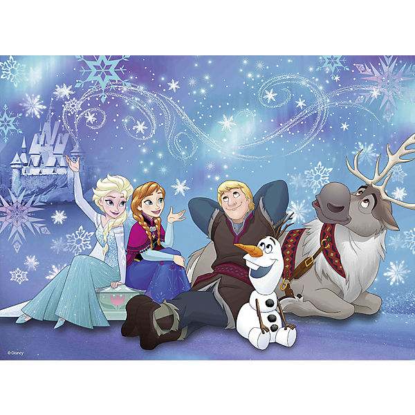 puzzle disney die eisk nigin eiszauber 100 teile disney die eisk nigin mytoys. Black Bedroom Furniture Sets. Home Design Ideas