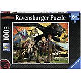 Puzzle Dragons: Drachenfreunde 100 Teile