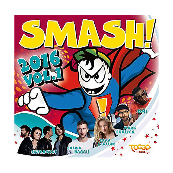 CD Smash! 2016 Vol.1