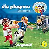 CD Die Playmos 07 - Das Große Spiel (Relaunch)