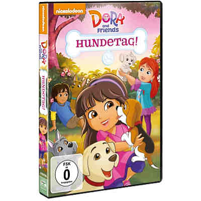 DVD Dora and Friends - Hundetag