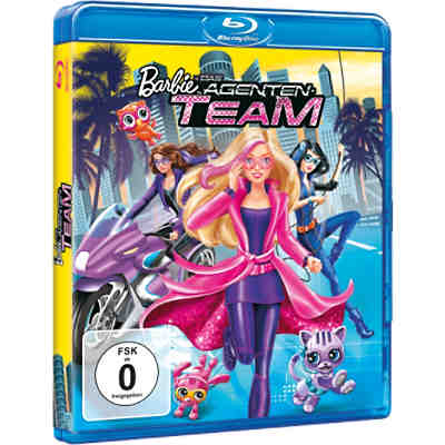 BLU-RAY Barbie - Das Agenten-Team