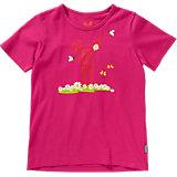 T-Shirt OBENAUF für Mädchen Organic Cotton