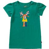 T-Shirt KURZESOCKE für Mädchen Organic Cotton