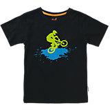 T-Shirt BACKFLIP für Jungen Organic Cotton