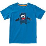 T-Shirt MONSTER für Jungen Organic Cotton