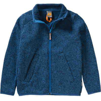 Kinder Strickfleecejacke BESTFRIEND