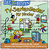 CD Die 30 besten TV-Serienlieder
