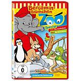 DVD Benjamin Blümchen - Das Zoo Special